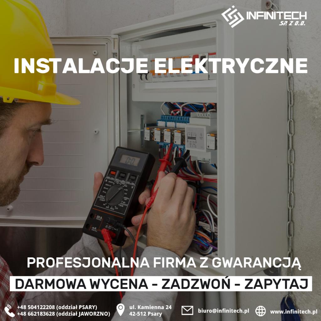 Elektryk Jaworzno