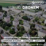 Usługi dronem