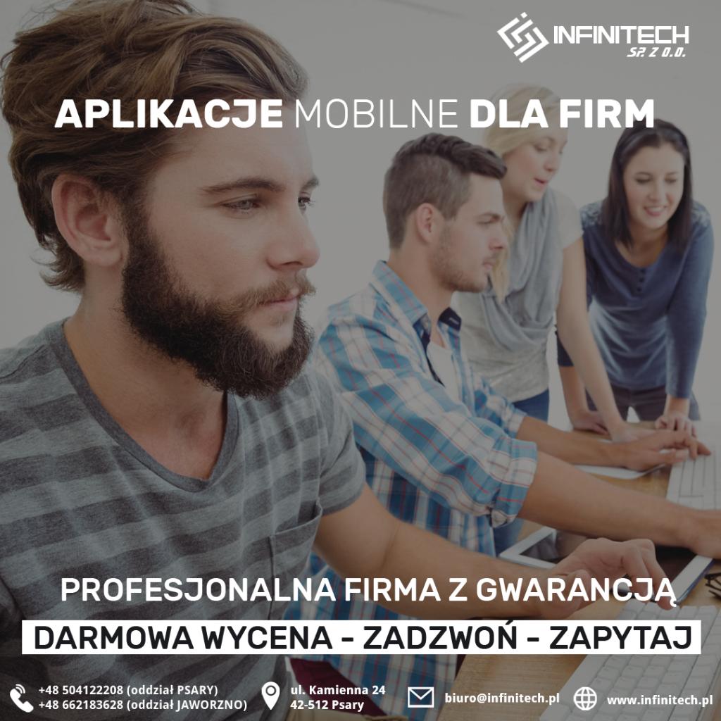 Aplikacje dla firm