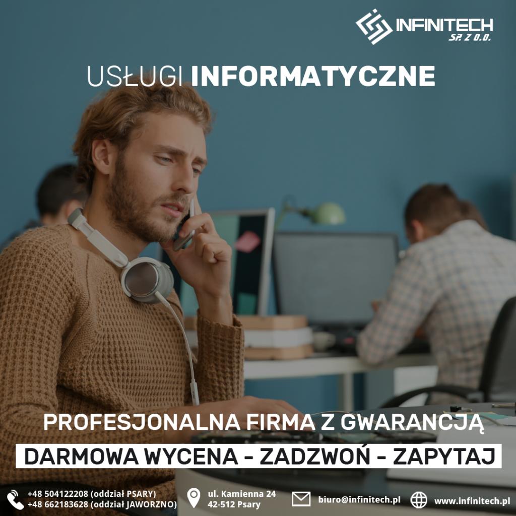 Usługi informatyczne
